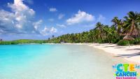 Isla Contoy e Isla Mujeres en lancha rapida