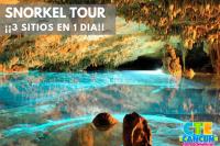 Snorkel en la Riviera Maya - Mayan Adventure